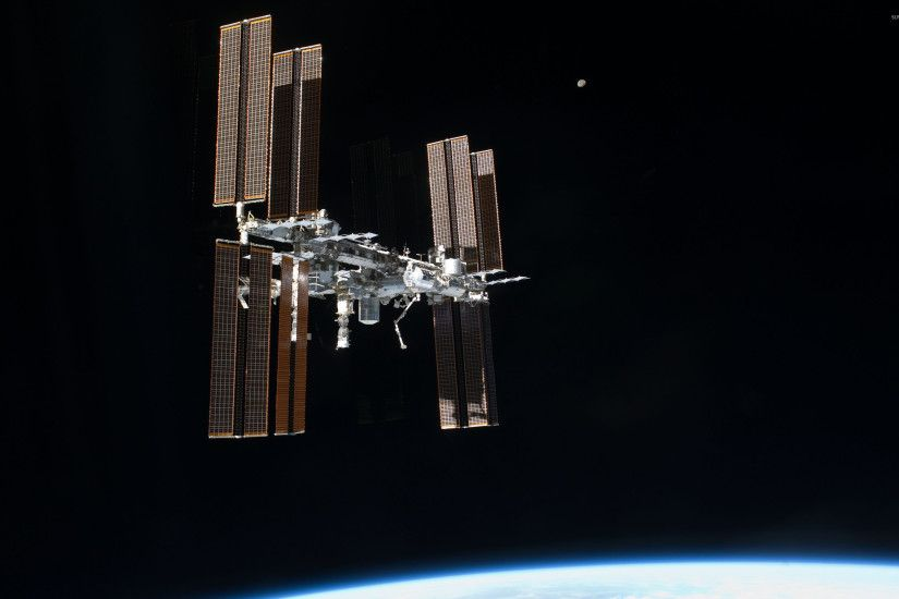 International Space Station [14] wallpaper 2560x1600 jpg