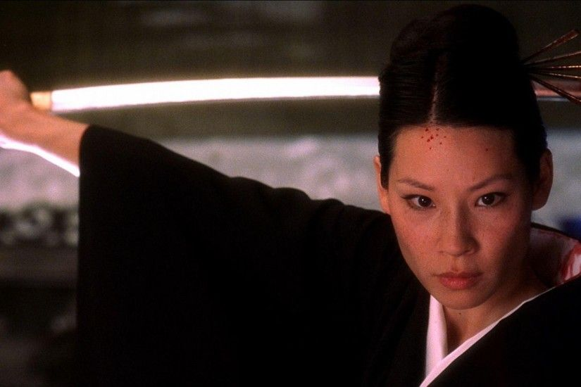women kill bill lucy liu oren ishii 1920x1080 wallpaper Art HD Wallpaper