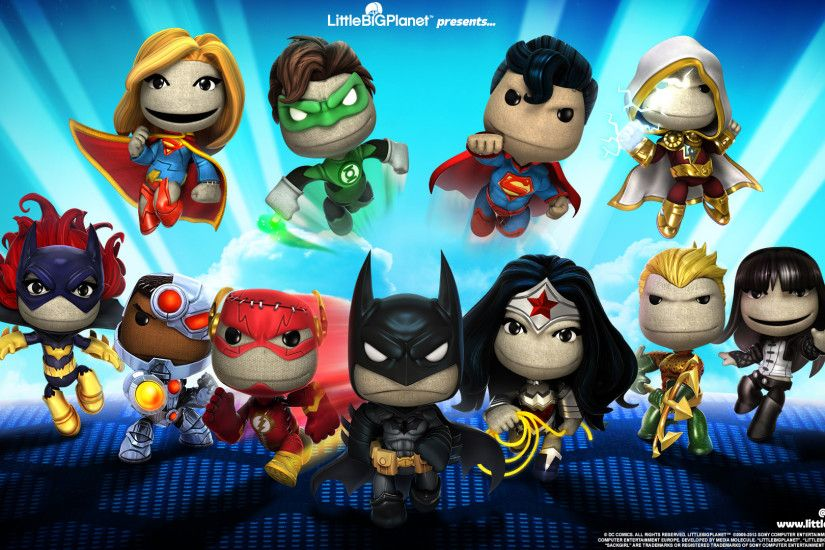 ... DC-Heroes-Wallpaper ...