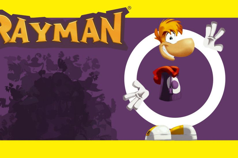 Rayman wallpaper by MilesTheCreator Rayman wallpaper by MilesTheCreator