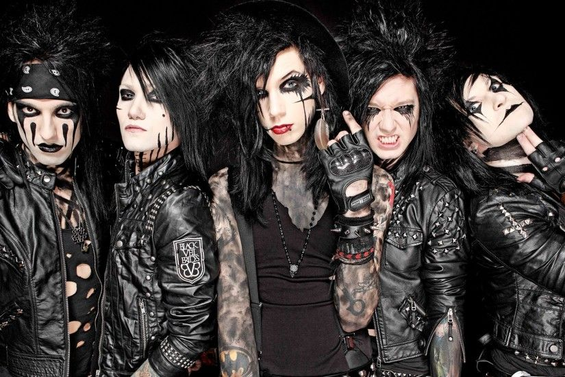Motionless In White metal band Metalcore