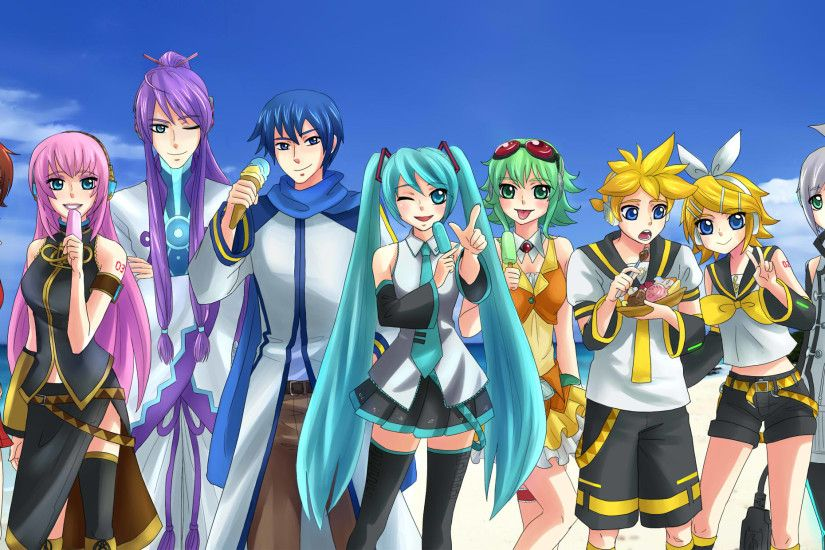 Vocaloid lovers! images Vocaloids HD wallpaper and background photos