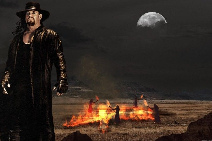 The Undertaker, Wrestling Wallpaper HD