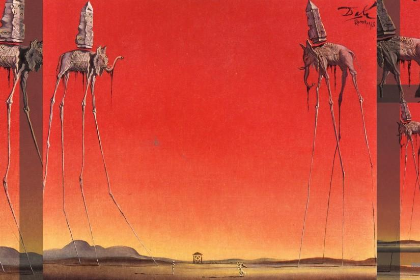 salvador dali wallpaper 1920x1080 lockscreen