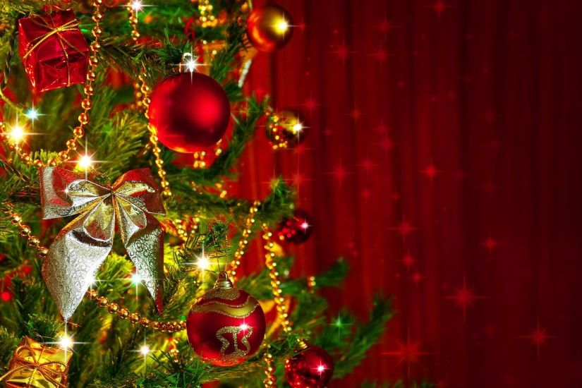 Christmas Tree Desktop Background - WallpaperSafari ...