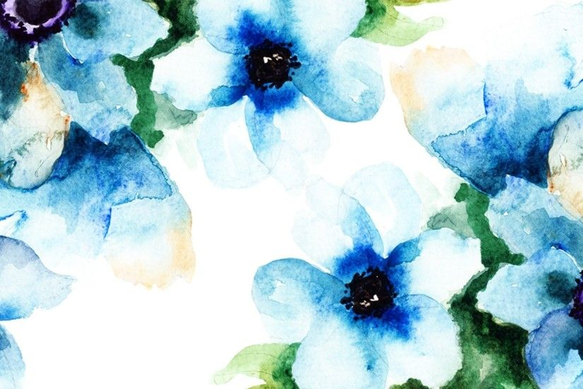 1920x1080 30 Free Beautiful Watercolor Wallpapers That Should Be on Your  Desktop - 30 | Wallpapers