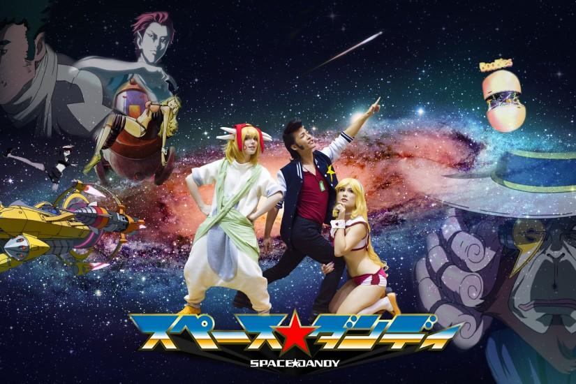 ... Space Dandy Movie Poster Cosplay by ValeKress
