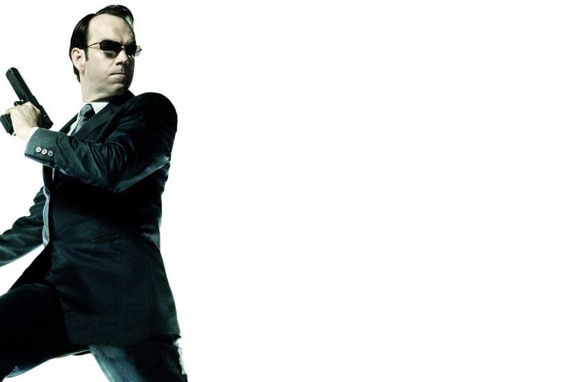 Agent Smith - The Matrix Wallpaper