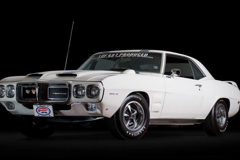 1969 Pontiac Firebird Trans-Am Coupe picture