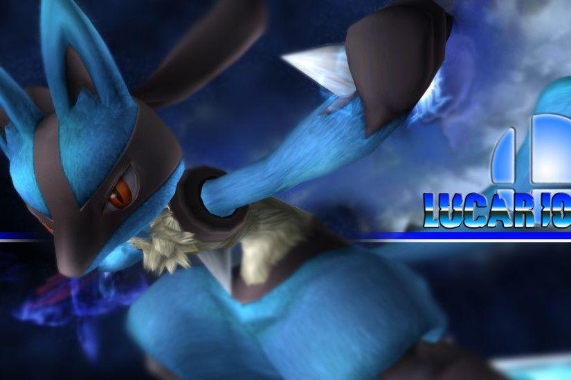 Ssbb lucario wallpaper by realsonicspeed-d61t9k8.png