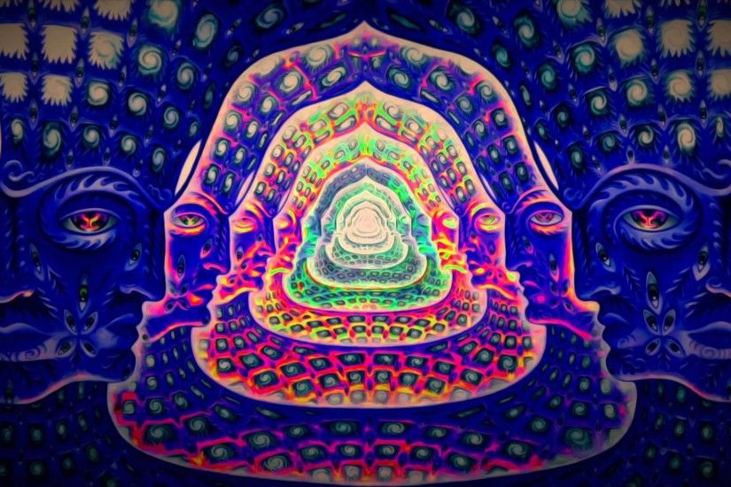 ... 538 Psychedelic HD Wallpapers | Backgrounds - Wallpaper Abyss ...