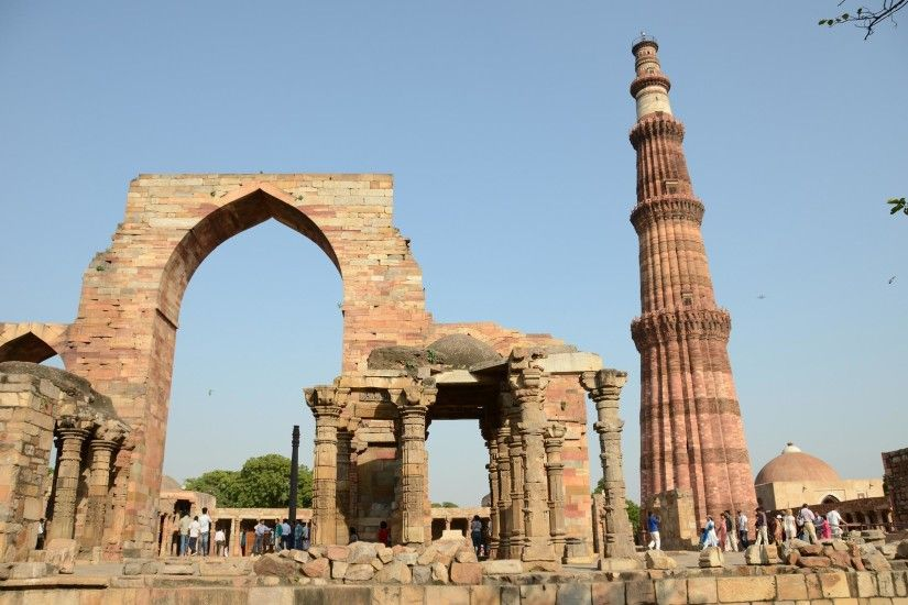 Qutub Complex And Tomb, Delhi, India Wallpaper