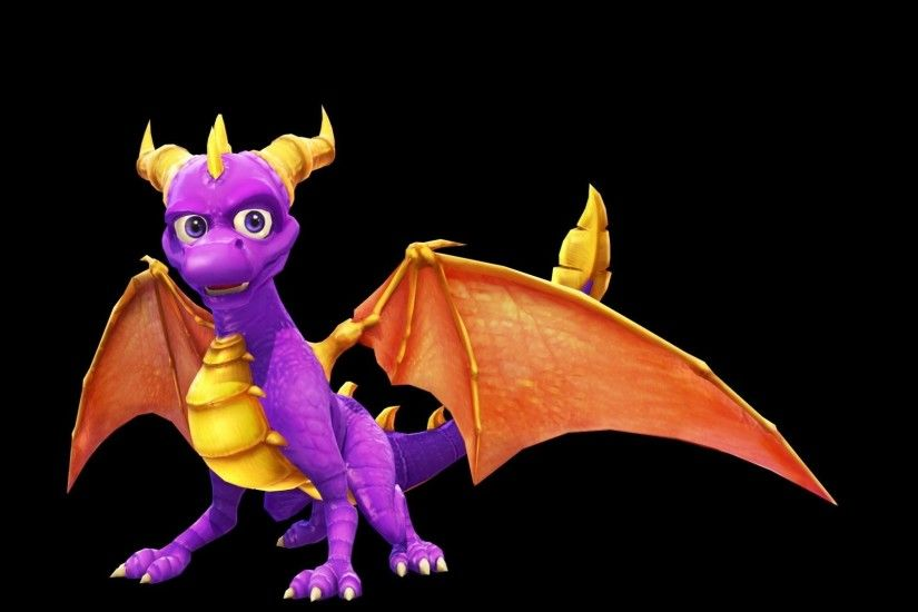 Video Game - Spyro the Dragon Spyro (Character) Wallpaper