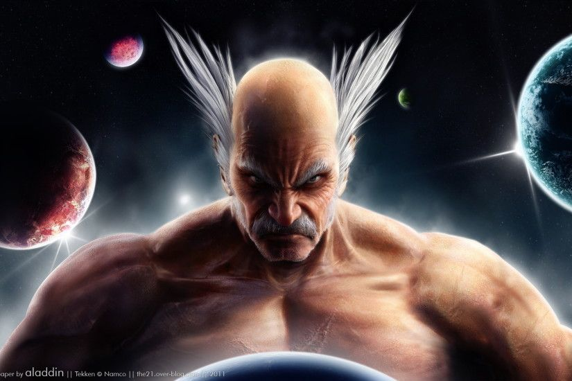 Heihachi Mishima is the granddaddy of the Tekken franchise, but the old  coot has long outstayed his welcome. While fan-favorite characters such as  Jun ...