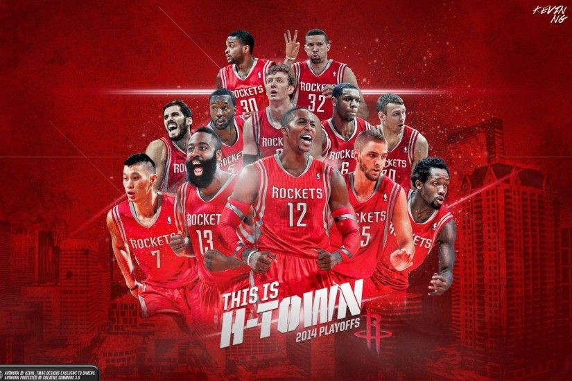 Houston Rockets Wallpapers at BasketWallpapers.
