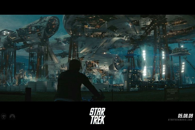 ... Star Trek Widescreen Wallpaper