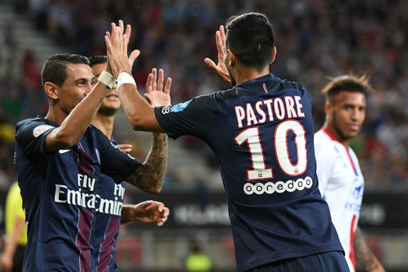 Di Maria, Pastore To Miss PSG's Champions League Opener