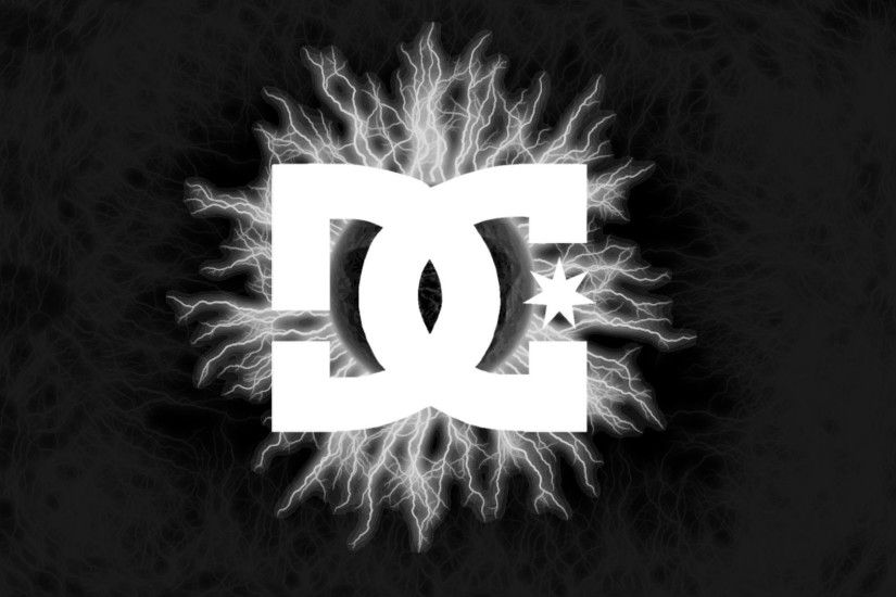 Dc Shoes Logo Background.