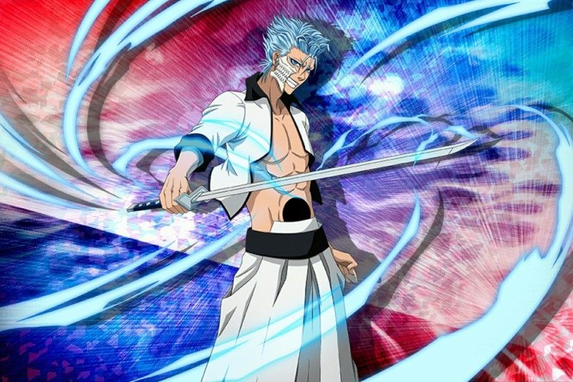Bleach Brave Souls - Grimmjow Jeagerjaques(Pantwra Frenzy)