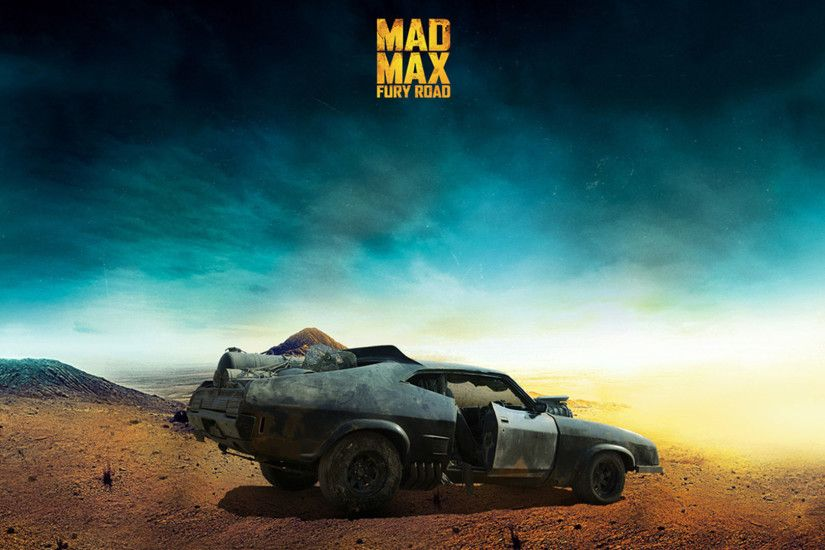 Mad Max Fury Road Wallpapers - KAFAKUTU.COM