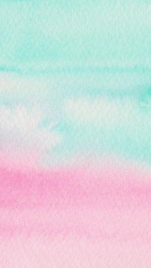 Something Peach tjn. Wallpaper for iPhone. Ombre Pink and blue wallpaper