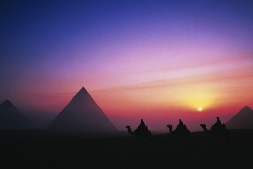 Sun Egypt morning Giza pyramids Great Pyramid of Giza wallpaper | 1920x1080  | 286409 | WallpaperUP