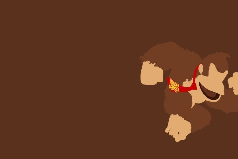 Wallpapers Donkey Kong Country Returns D for Nintendo DS 1920×1080
