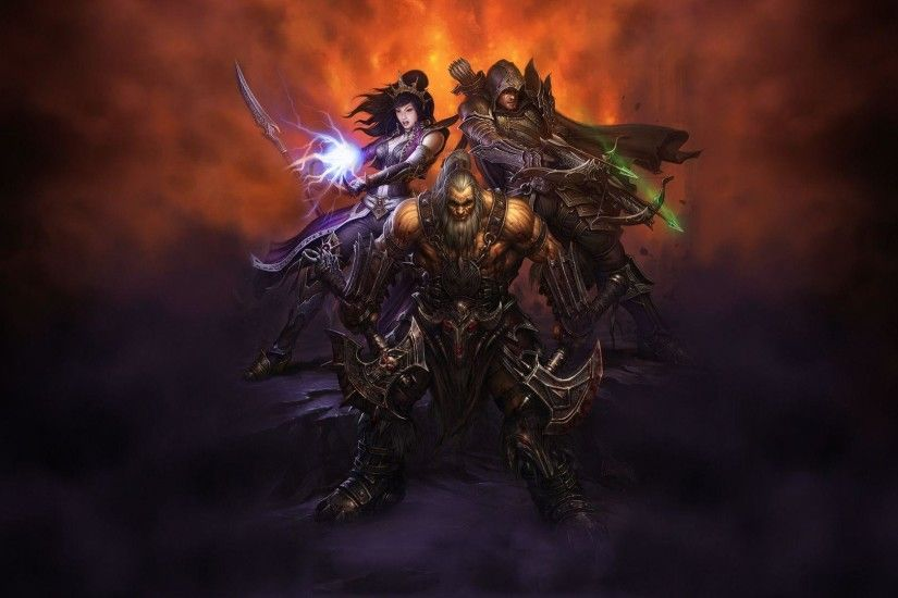 The Diablo 3 Wallpapers Full HD for Desktop