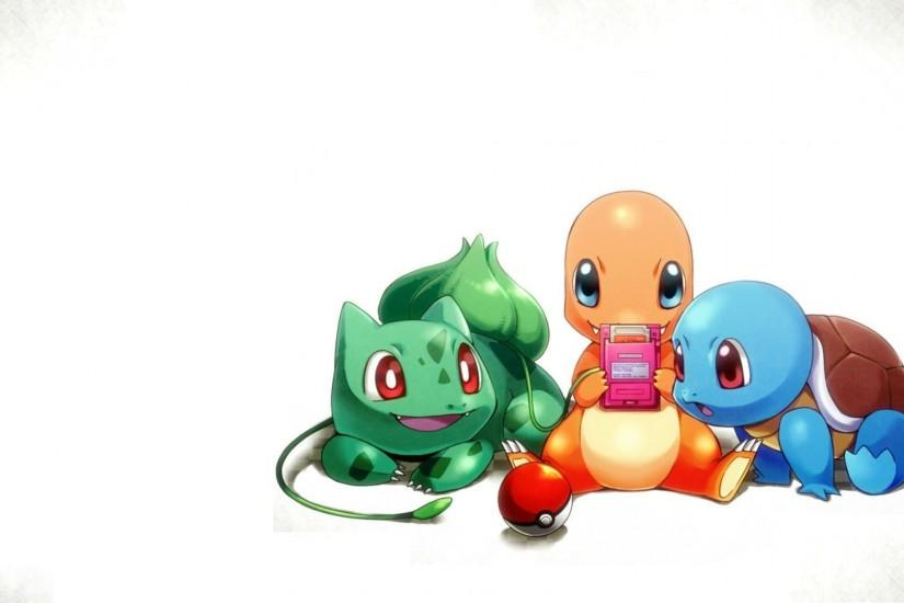 Pokemon Three Monsters HD Wallpaper Download Wallpaper from .