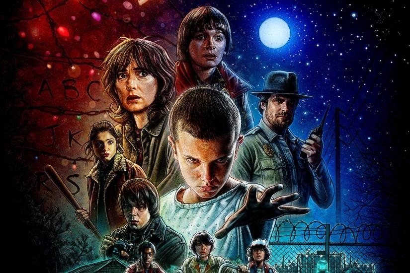 stranger things wallpaper 1920x1080 windows xp