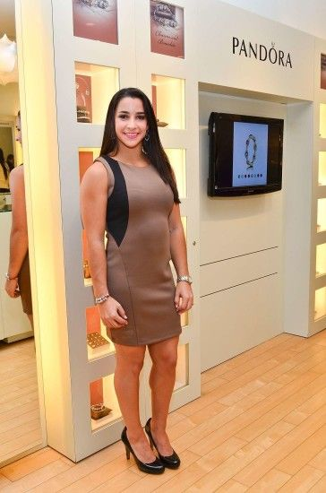 Aly Raisman Is so Hot | Aly Raisman in Dress -17 - Full Size