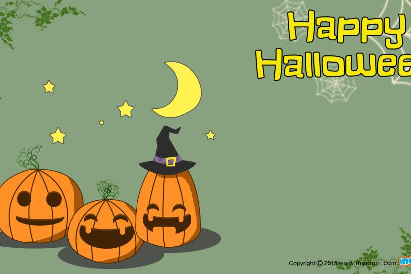 Happy Halloween Wallpaper – 01