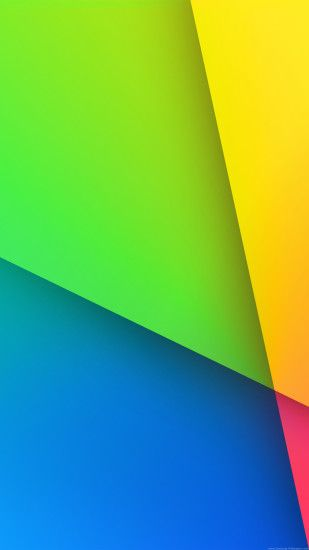 Nexus 7 Official Wallpaper for 1080x1920 Samsung Galaxy S4 HD