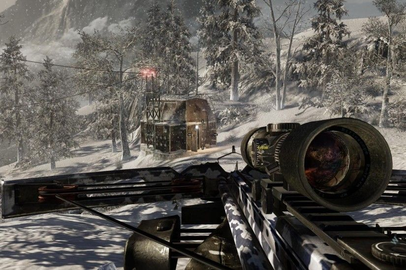 Call of Duty: Black Ops HD wallpaper (2) #55 - 1920x1080.