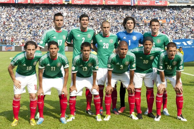Mexico Team Wallpapers 150825 Images | soccerwallpics.com