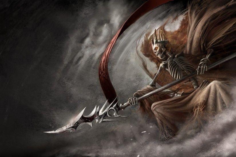 236604.jpg 3,840×2,160 pixels | Vemon | Pinterest | Fantasy demon and Grim  reaper