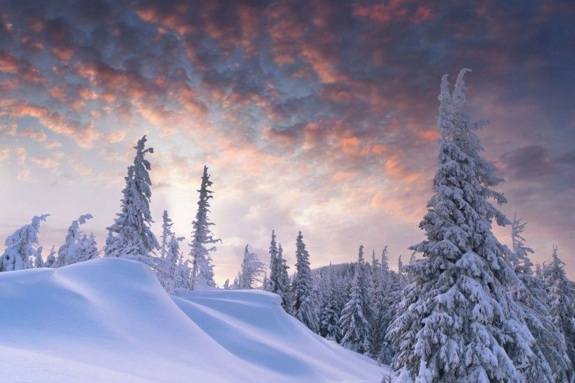 Winter Scenes Desktop Wallpaper, Winter Scenes Backgrounds