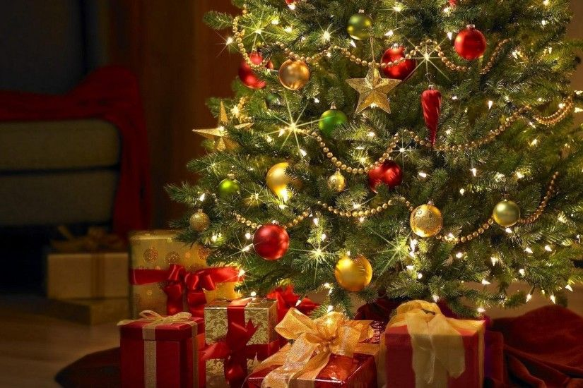Christmas Tree Wallpaper Hd Resolution