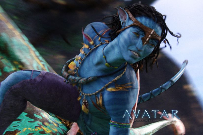 Female Character in Avatar - This HD Female Character in Avatar wallpaper  is based on Avatar
