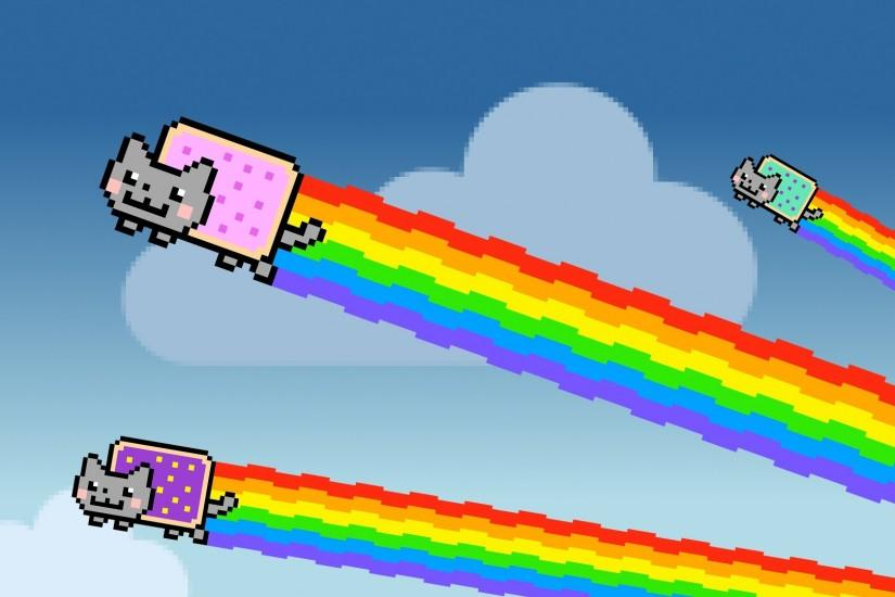 Nyan Cat Wallpaper and Easy To Follow Ideas About Taking Care Of ..