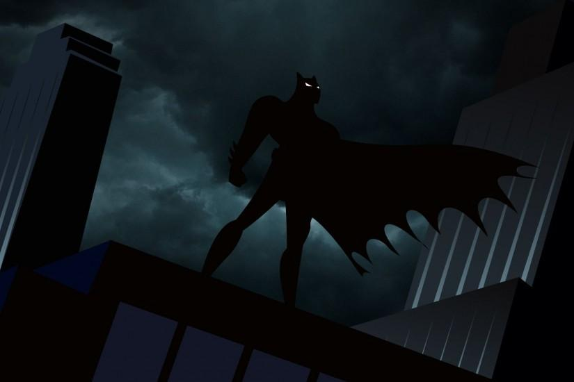 Figure of Batman in The Dark Knight Screensavers For Ios 7 .
