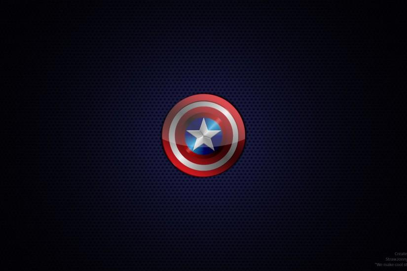 ... Captain America Shield Android Wallpaper free download ...