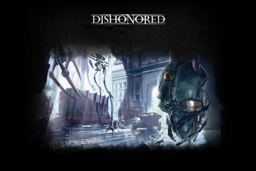 Download Dishonored Wallpaper 1