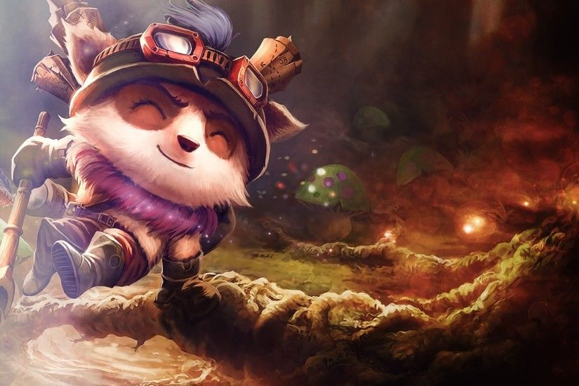League Of Legends Teemo Wallpaper ~ Sdeerwallpaper