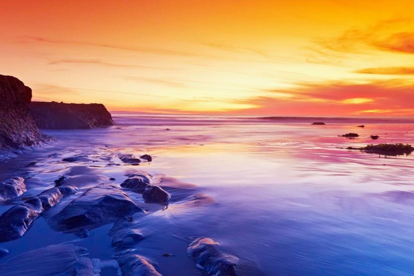 Coolest 4K Sunset Wallpapers | Free 4K Wallpaper