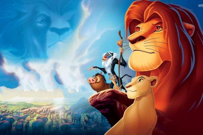 Mufasa From The Lion King Wallpaper - Cartoon Wallpapers - #49448