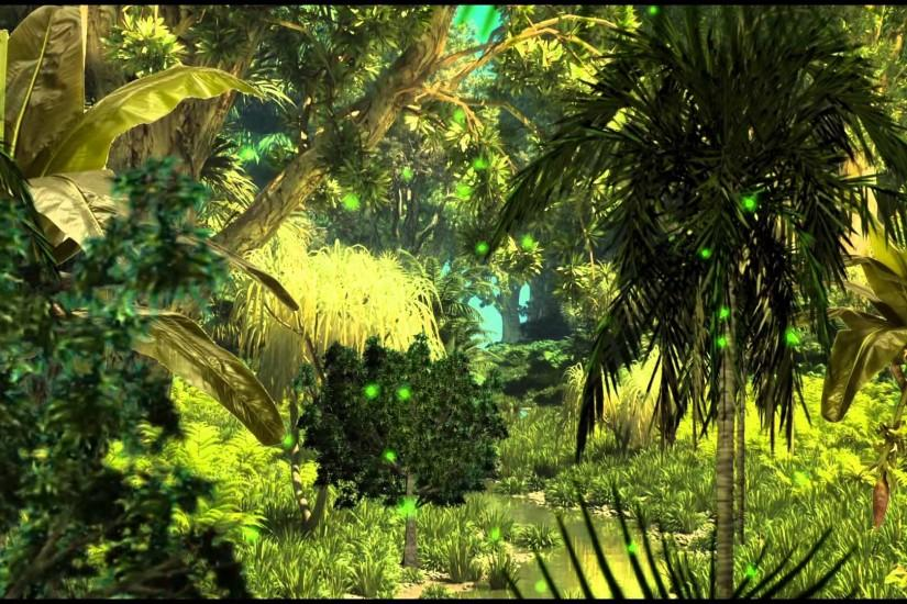 large jungle background 1920x1080 for mobile