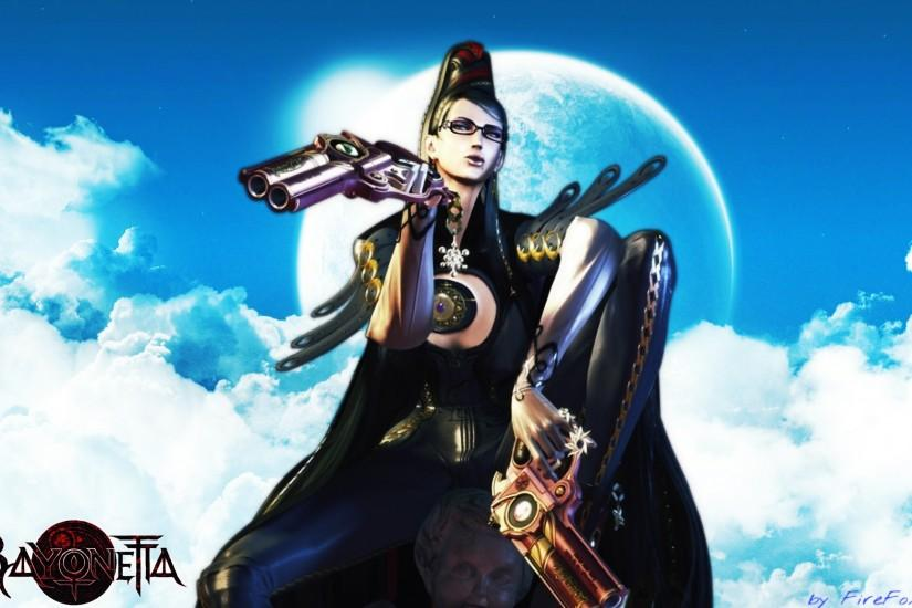 top bayonetta wallpaper 2560x1600