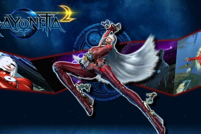 bayonetta wallpaper 2000x1100 for lockscreen