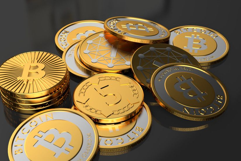 Cryptocurrency coins Bitcoin